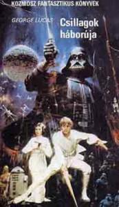 A Csillagok háborúja első kiadásának borítója