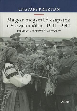 Ungváry_borító