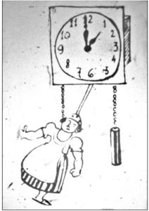 Borsszem Jankó-karikatúra szintén 1929-ből