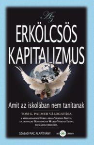 Erkölcsös kapitalizmus - az Ad Librum könyvborítója