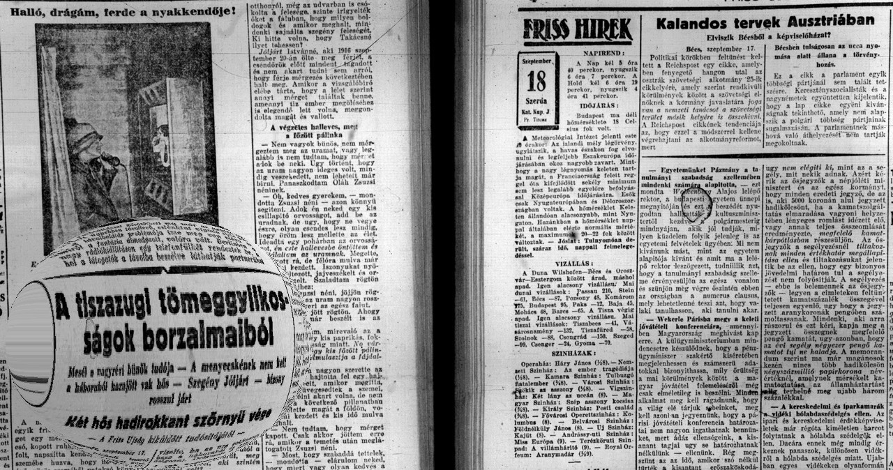 Friss Ujsag 1929.szept18_1