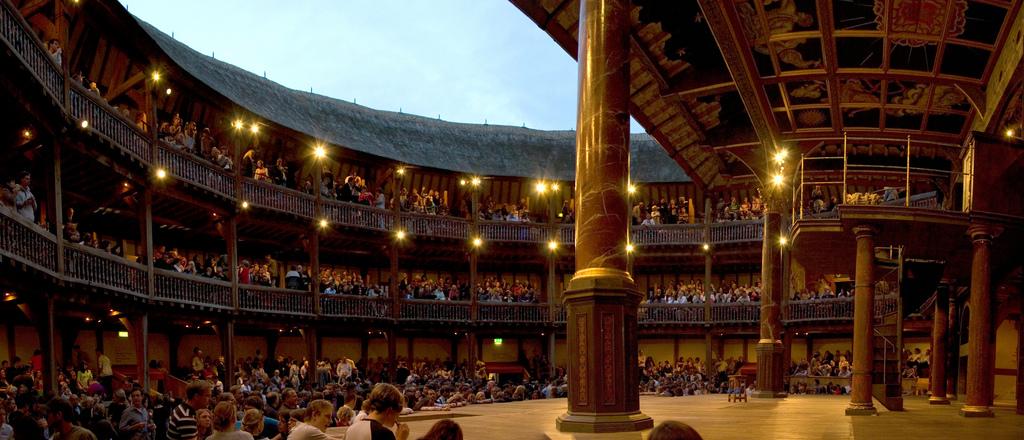 A londoni Globe színház (fotó: Jens Naehler / Flickr.com)