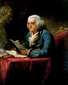 David Martin: Benjamin Franklin